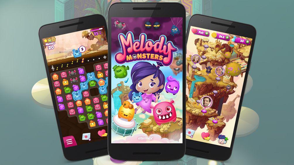 Thumbnail for Melody Monsters, el nuevo desafío de Etermax!
