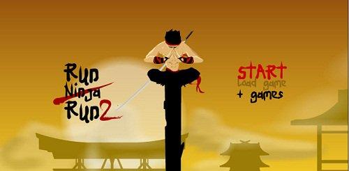 Thumbnail for Run Ninja Run 2 Game
