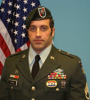 Today we remember Staff Sergeant Matthew A. Pucino on the seventh anniversary of his passing. De Oppresso Liber! https://t.co/9W7hcsq4Rr