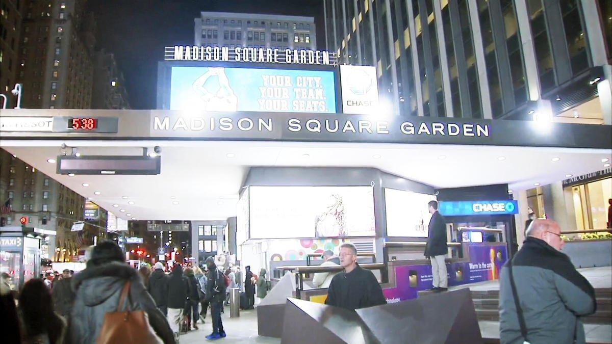 Madison Square Garden: Shamar Walters (@shamar_walters)