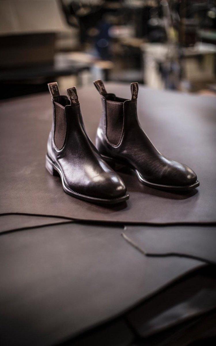 Replying to @TelegraphLuxury: @RMWilliamsUK: the Australian brand perfecting English boots