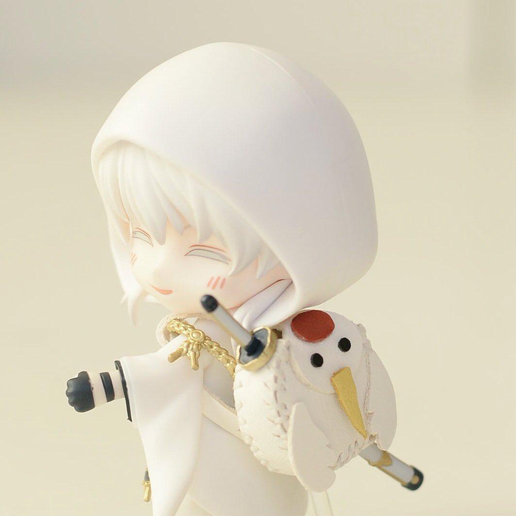 鶴リュック🐣