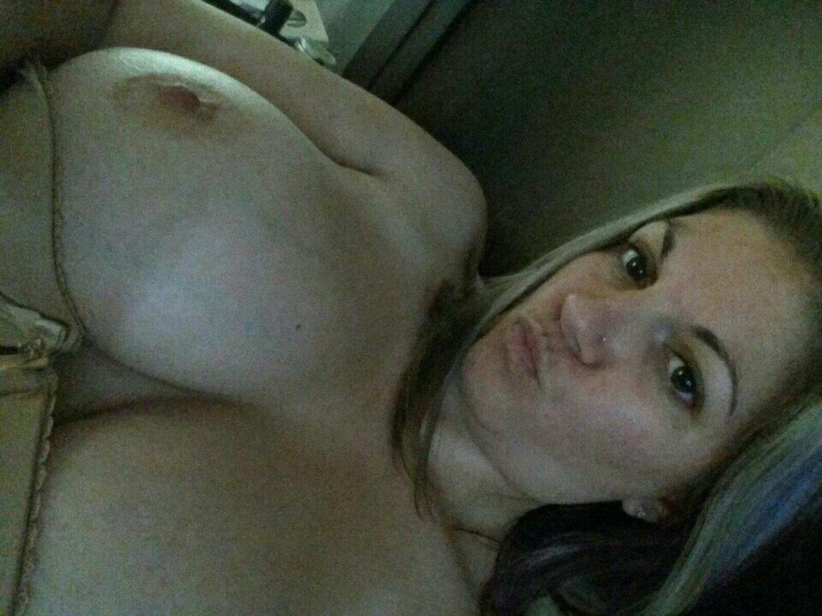 Nude Selfie 9535