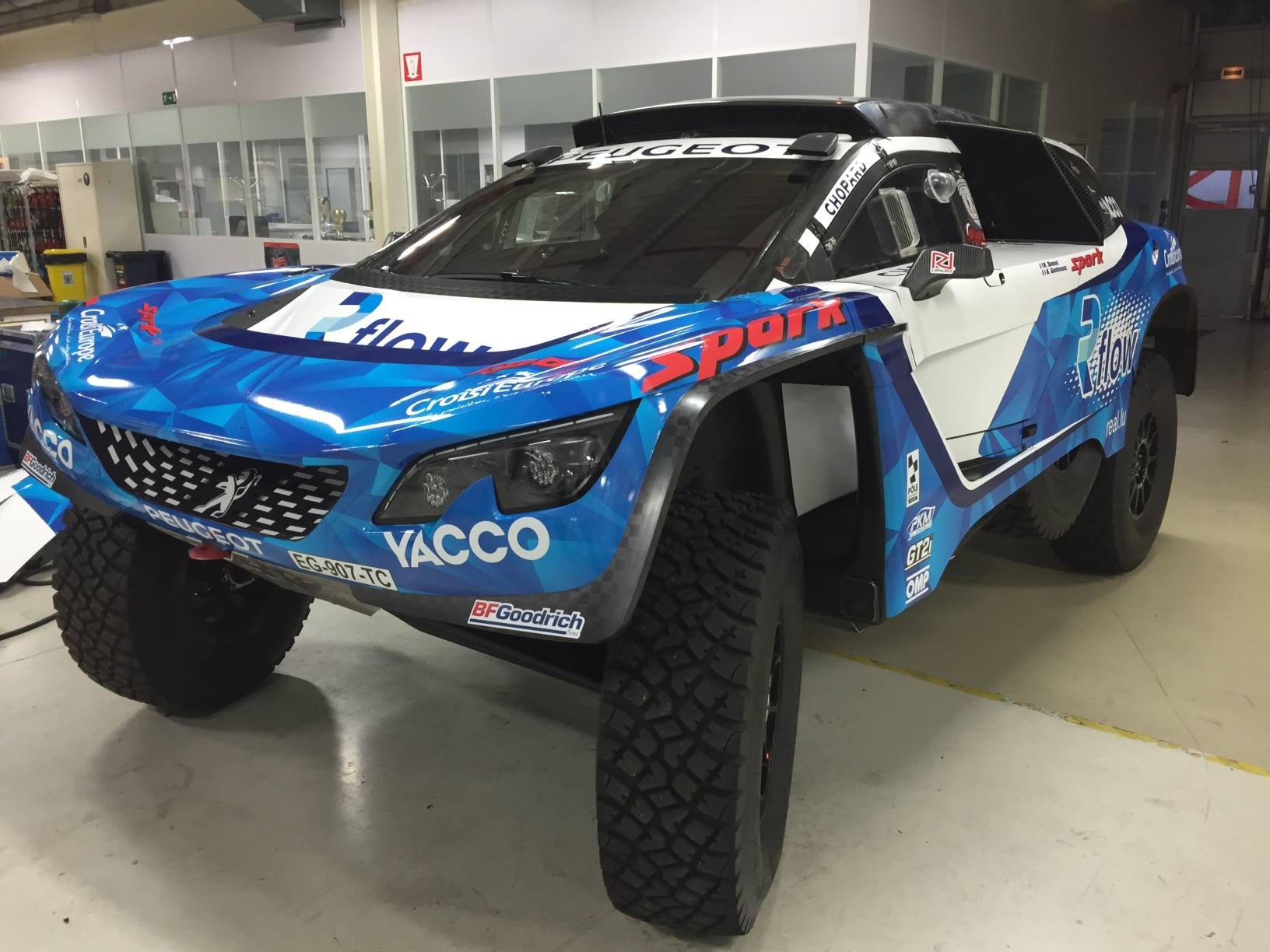 2017 Rallye Raid Dakar Paraguay - Bolivia - Argentina [2-14 Enero] - Página 5 Cx8iUsSXUAEkFgL
