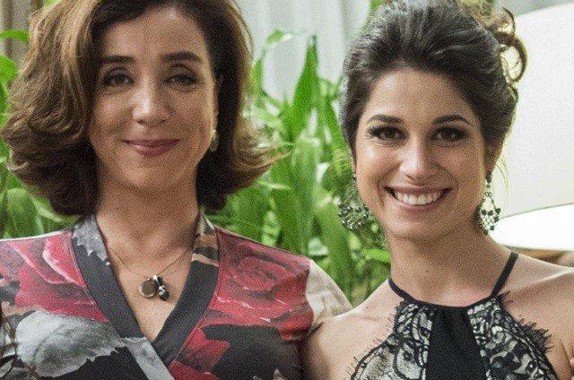 Marisa Orth e Chandelly Braz serão um casal em série do GNT. https://t.co/NGph8mAXWP