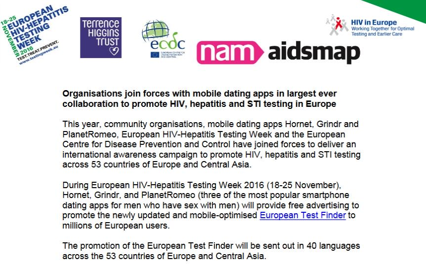 Most famous dating app in europe