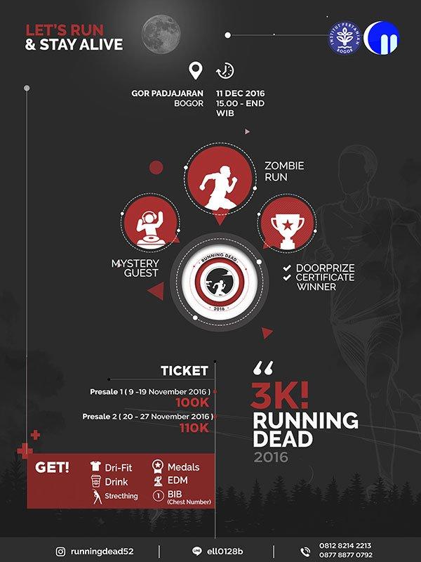 Running Dead 2016