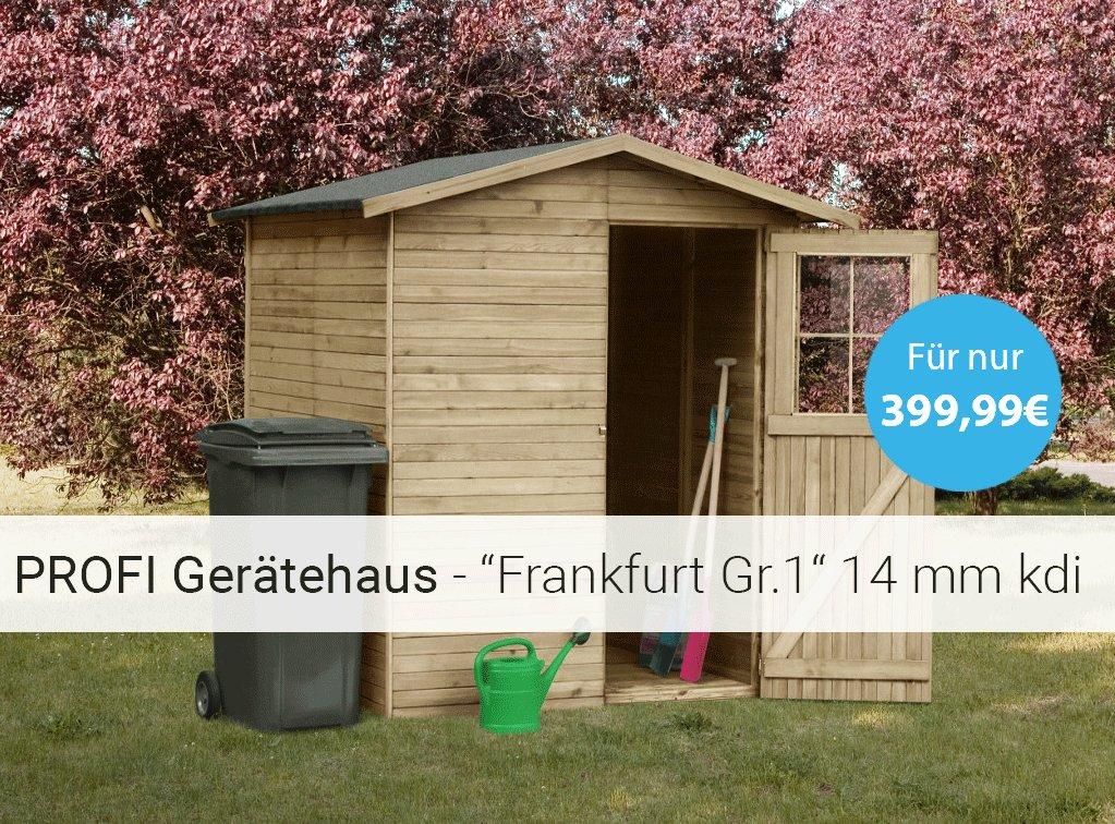Holzprofi24 On Twitter Produkt Der Woche Profi Gartenhaus