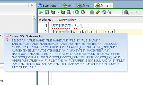 7 Ways to Avoid SELECT* FROM in your queries using @OracleSQLDev https://t.co/6zFEyXUB4O #Oracle #SQLDev #SQL https://t.co/tOnQuBXnXz