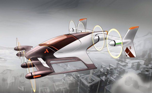 AIRBUS 'flying car' ready by end of year...