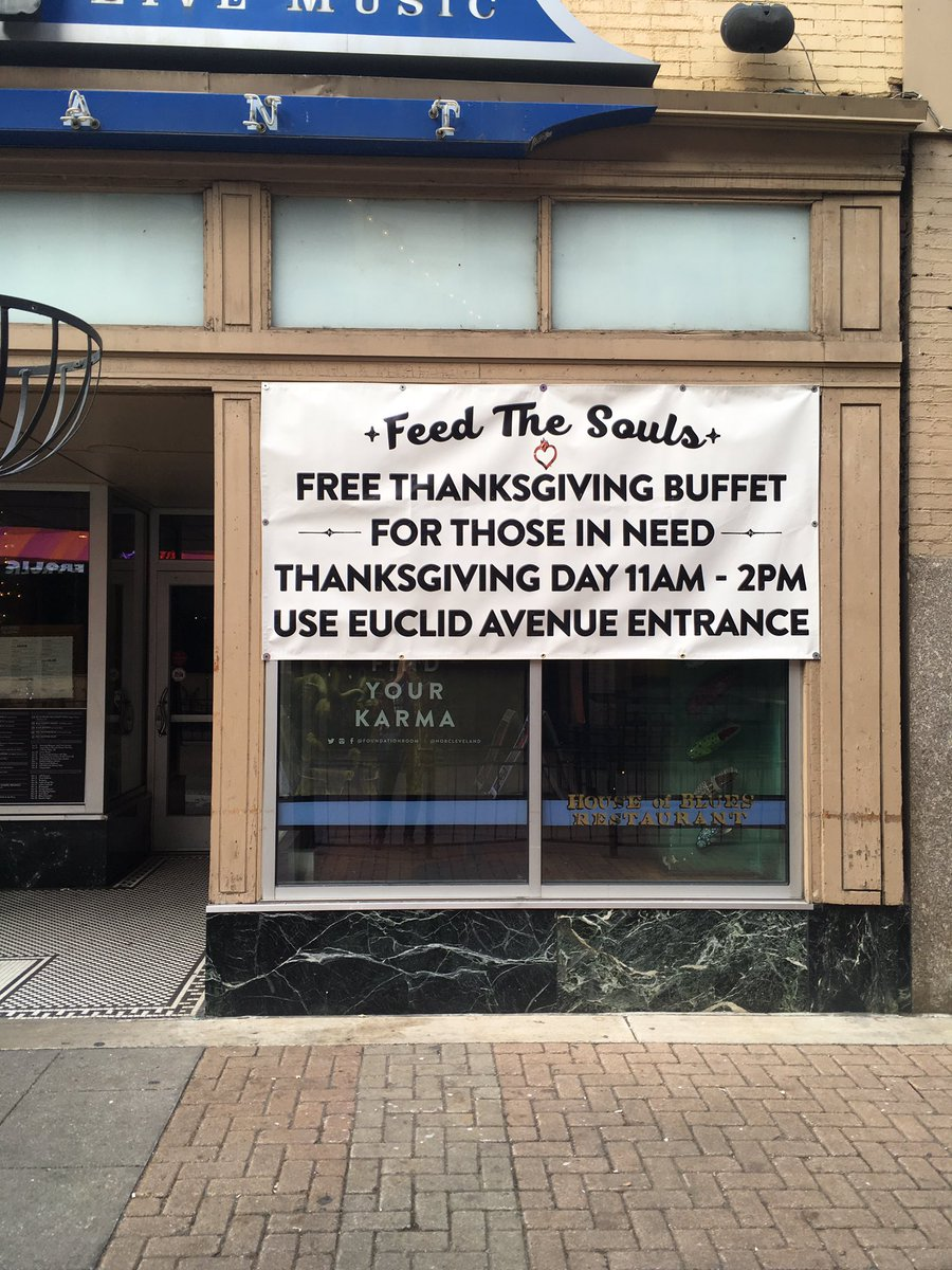 Spread the word! #thanksgiving @HOBCleveland #CLE https://t.co/izyDb4haKi