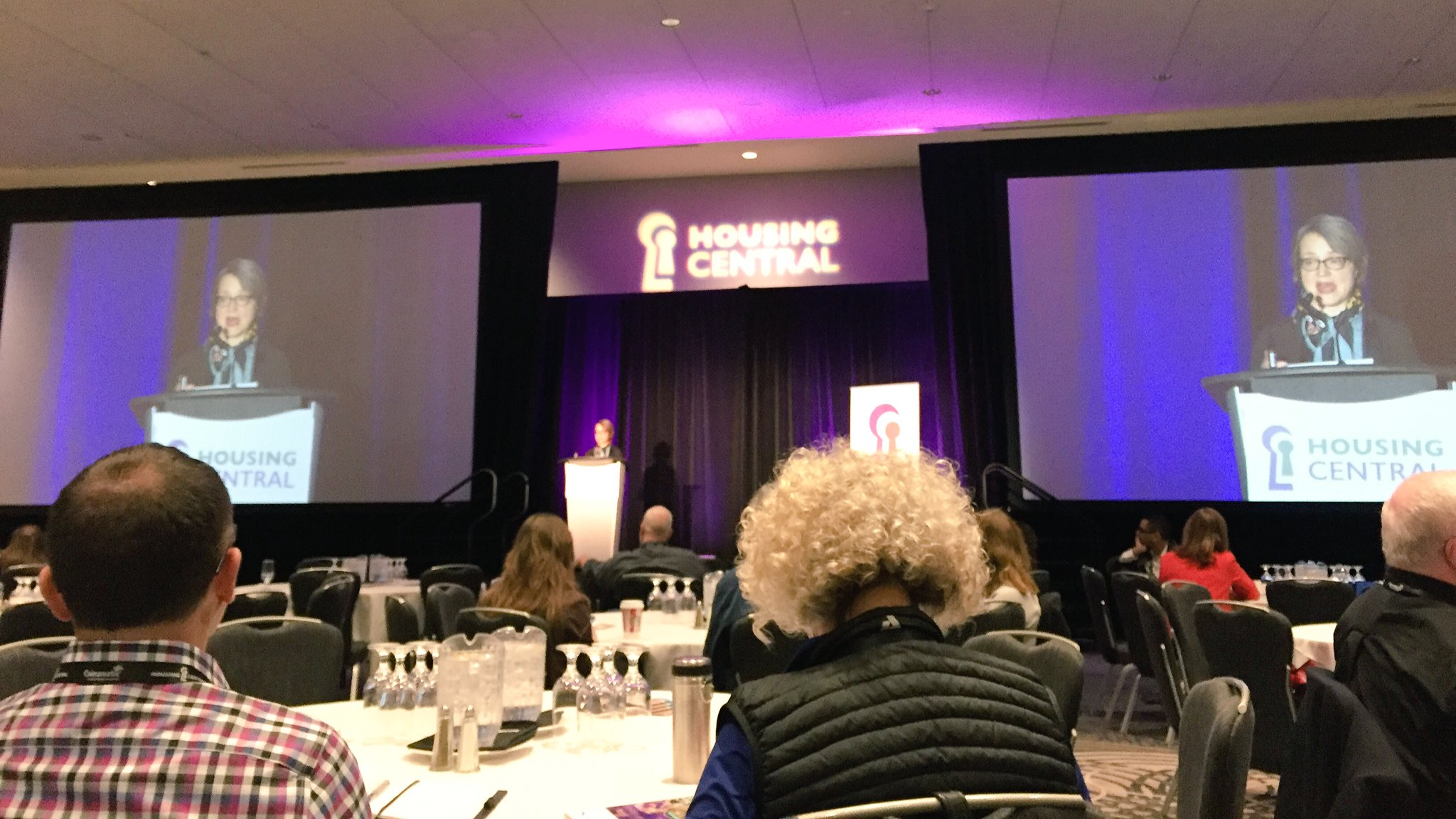 """Housing is a global challenge, and a partnership with @RooftopsCanada helps that divide"". - @jfatkey #HousingCentral https://t.co/hCATwsQjeL"