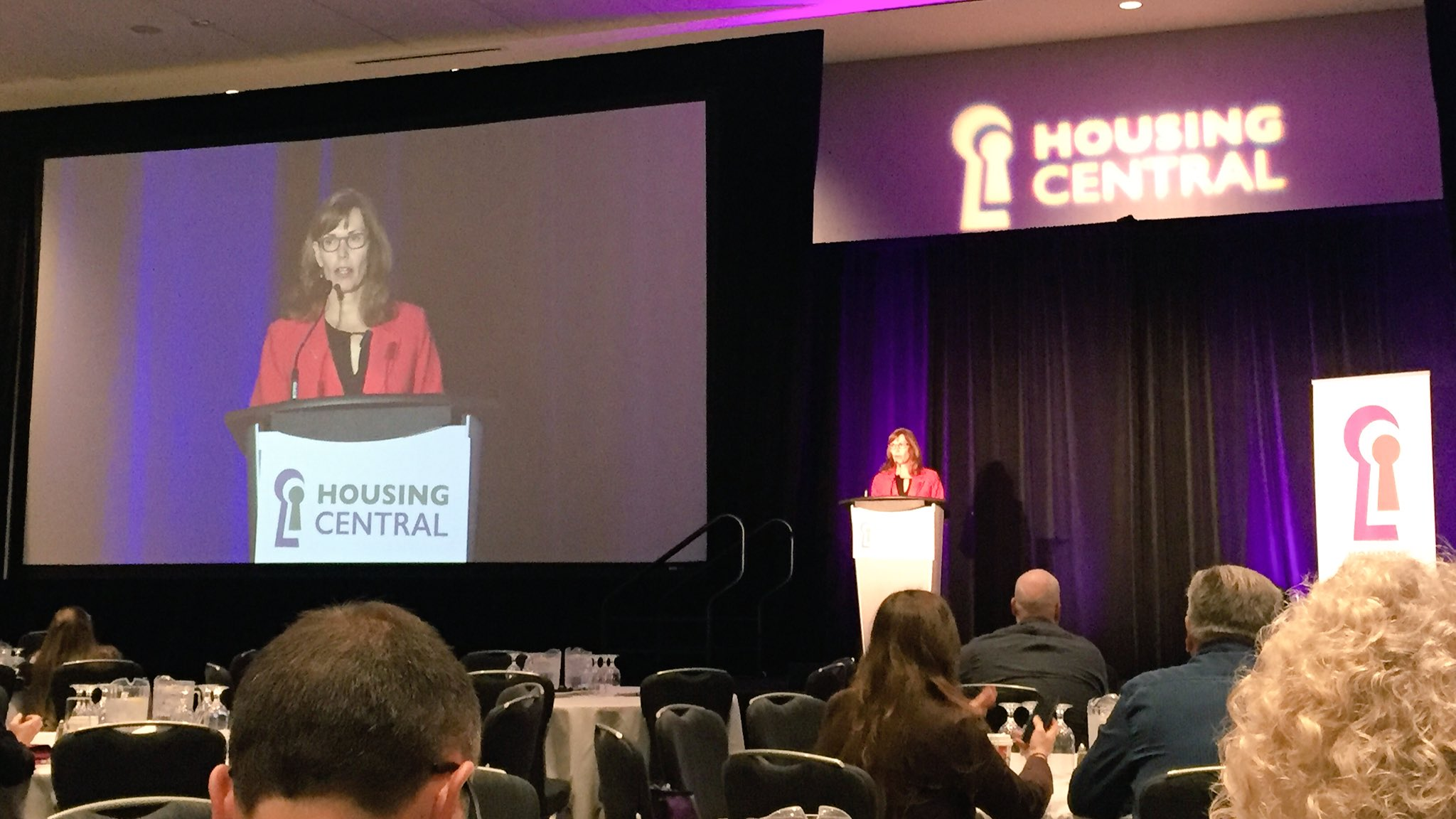 """Building the capacity of nonprofits is an essential thing for us to do"". - Kathleen Lewellyn-Thomas, @CityofVancouver #HousingCentral https://t.co/EptyMQgRjf"
