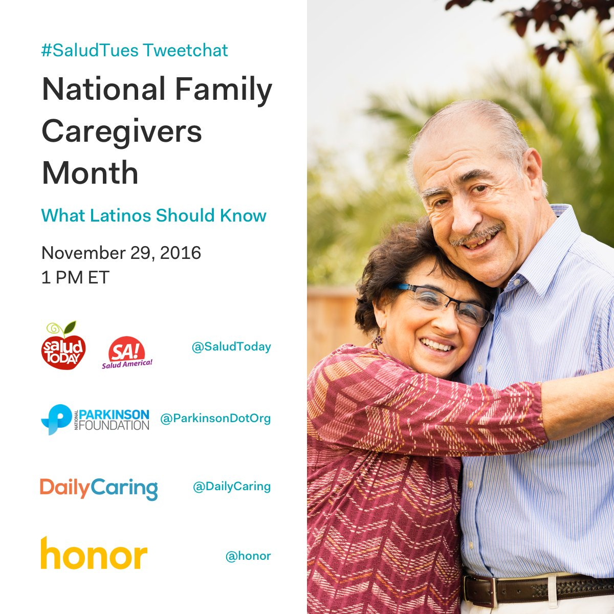 Thumbnail for National Family Caregivers Month: What Latinos Should Know