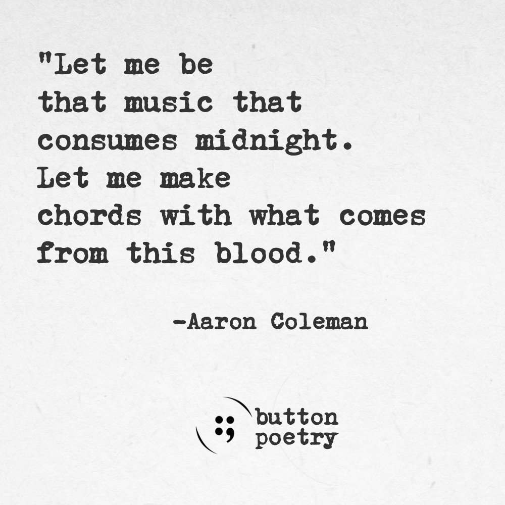 Button poetry on twitter let me be that music that consumes let me make chords with what comes from this blood full poem httpbitsttrigger picitterf1p7vyxyrf hexwebz Image collections