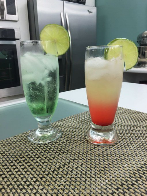 DIY De manzana o cereza? Una bebida que te va a encantar: