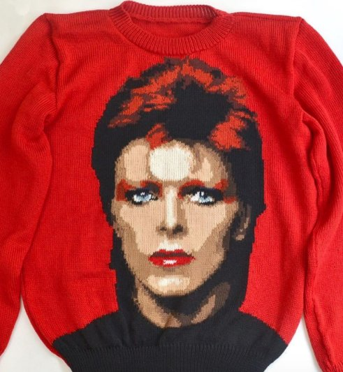 Rock Icon Sweaters Are Your New Knitwear Obsession https//t.co