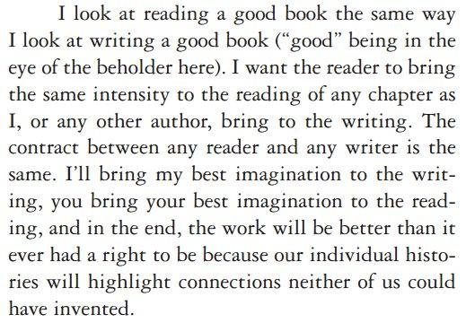 writer reader relationship