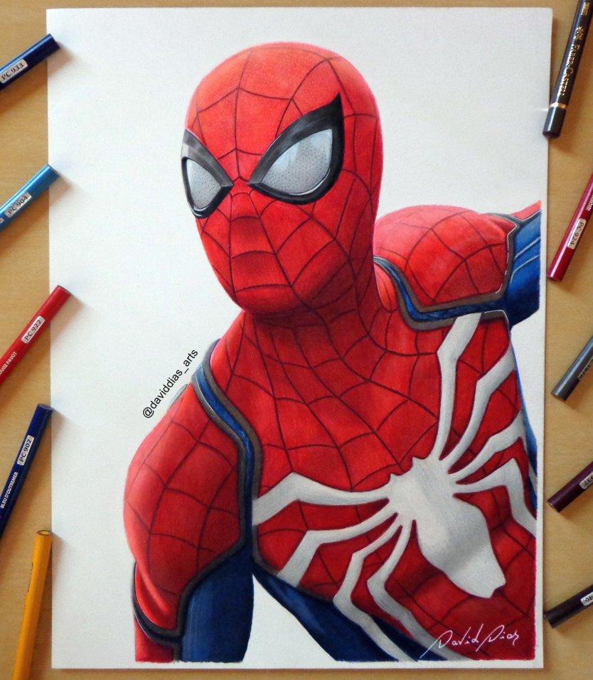 SpiderMan PS4 spiderman game