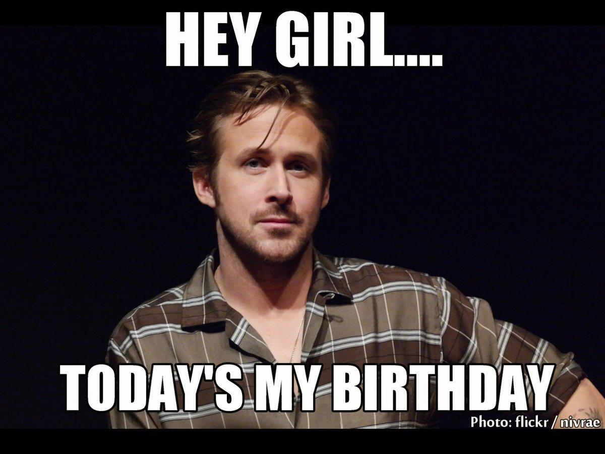 Hey Girl Don T Forget To Wish Ryangosling A Happy Birthday 36 Has