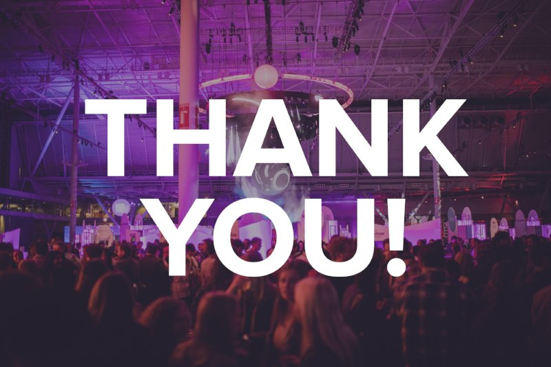 That's a wrap! Thank you to the 18K+ #INBOUND16 attendees who joined us this year — can't wait to see you all at #INBOUND17! https://t.co/NS0c3ba8Nz