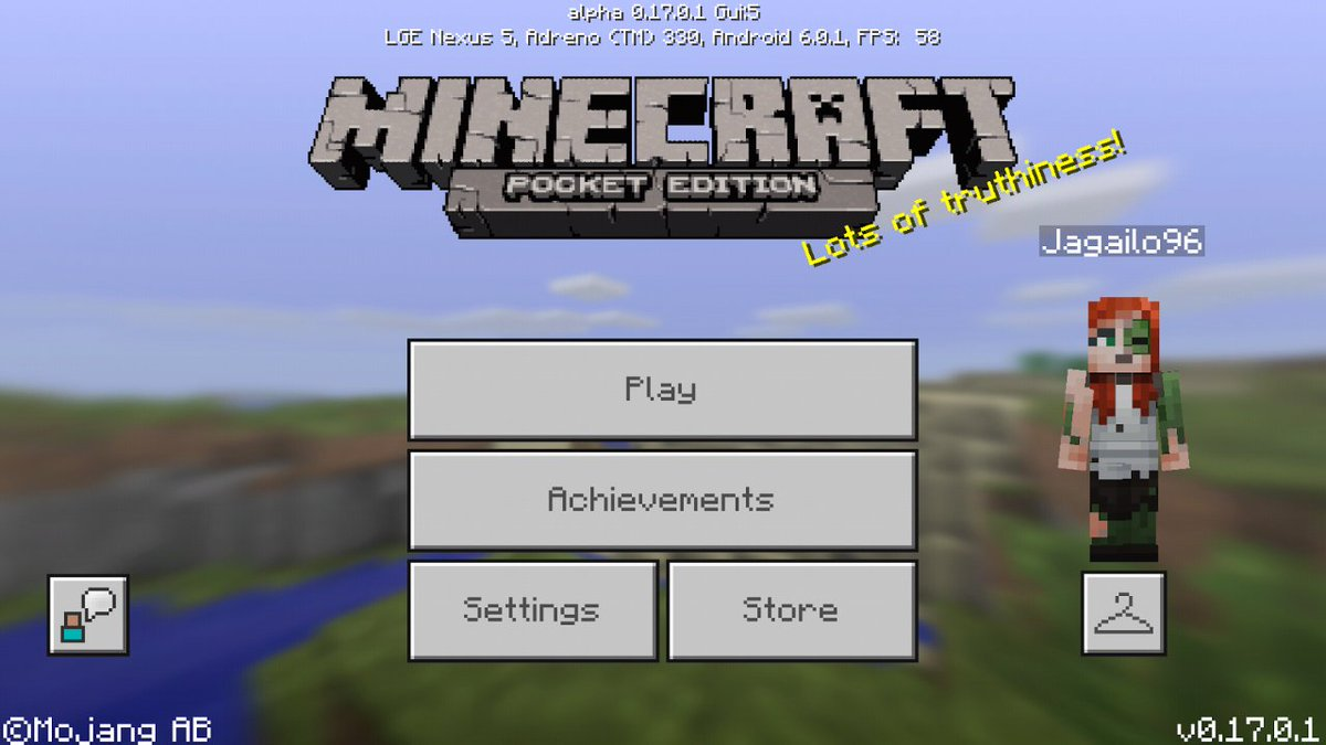 minecraft pocket edition - Android игры без ...