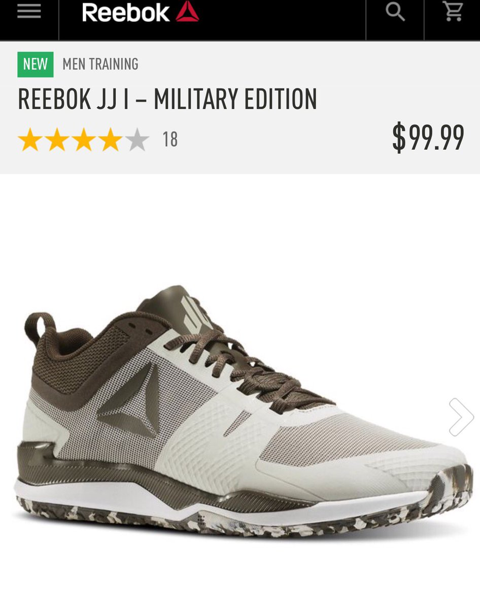 f441088e52cf48 Now introducing the JJ I - Military Edition thanks to  Reebok!   HuntGreatness http   www.reebok.com us reebok-jj-i-%E2%80%93-military- edition BD5109.html … ...