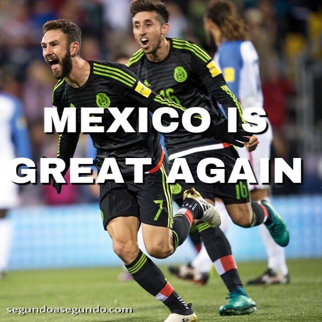 Pobres gringos: 1. PUMM Donald Trump será su presidente 2. PUMM México les gana a domicilio #DesmadreFtTrump https://t.co/3yT4Jroajm