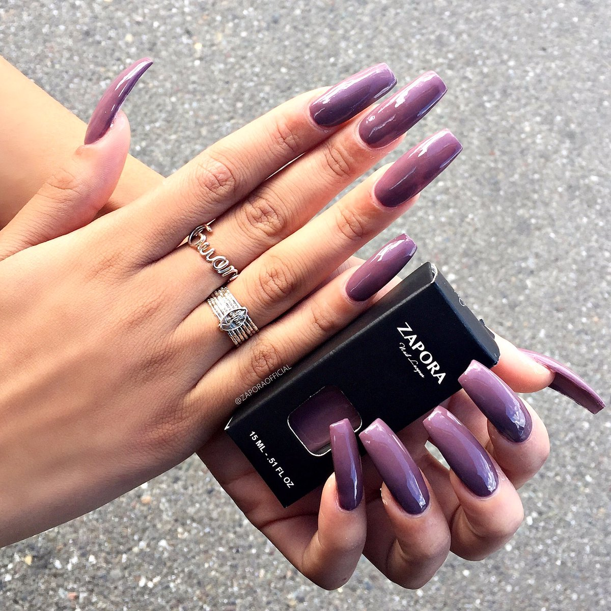 """ZAPORA Nail Lacquer On Twitter: """"NEW! #Winter16 Shade"""