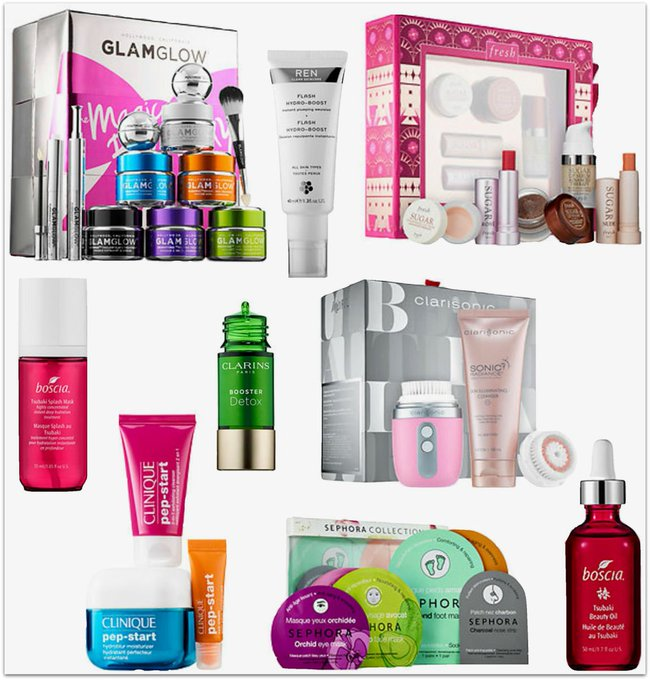 Sephora VIB Sale Skincare Picks - sephoravibsale deals beauty skincare