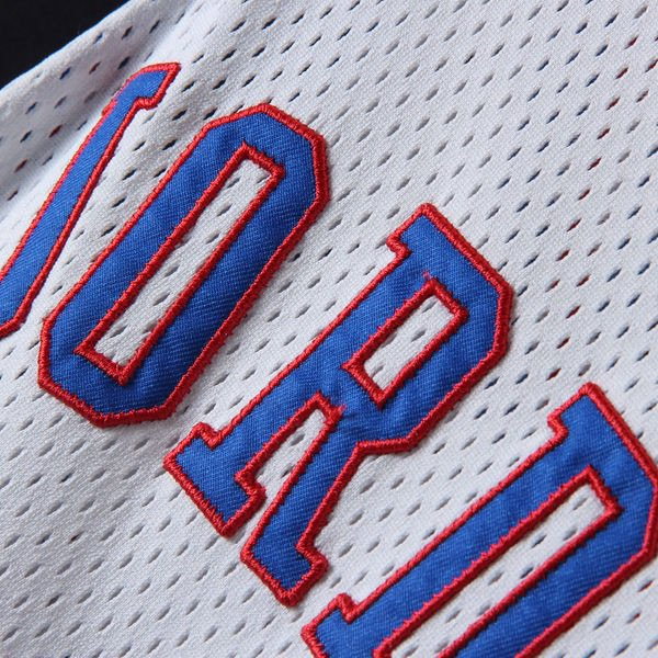 """154019d7ea7 """"Tune Squad"""" Jordan 11 20th Anniversary Space Jam Jersey available on @ NBASTORE."""