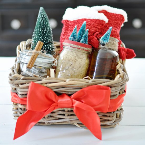 DIY DIY Spa Gift Set