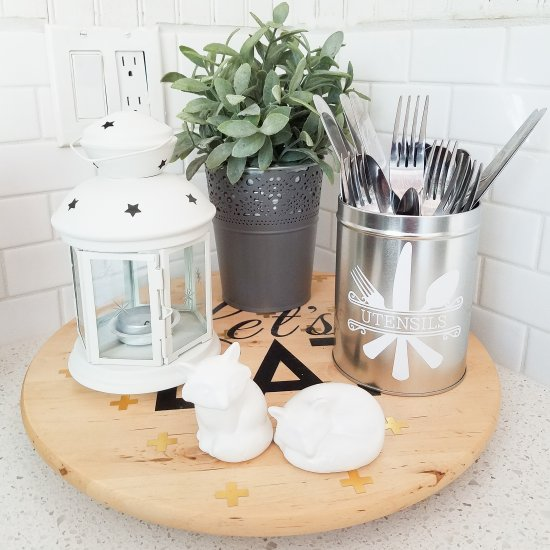 DIY DIY Utensils Holder