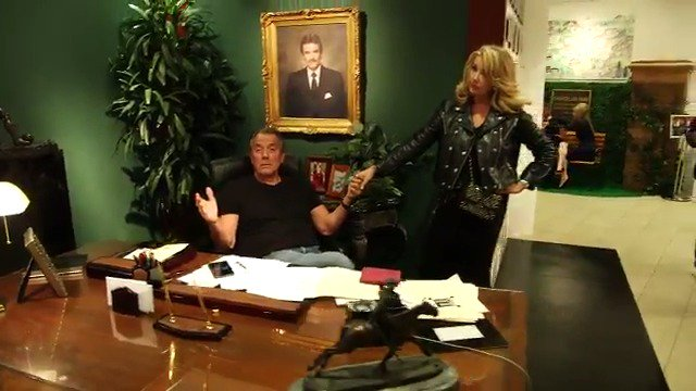 ICYMI: Your favorite #YR stars took on the #MannequinChallenge https://t.co/Na3HeQsMLH