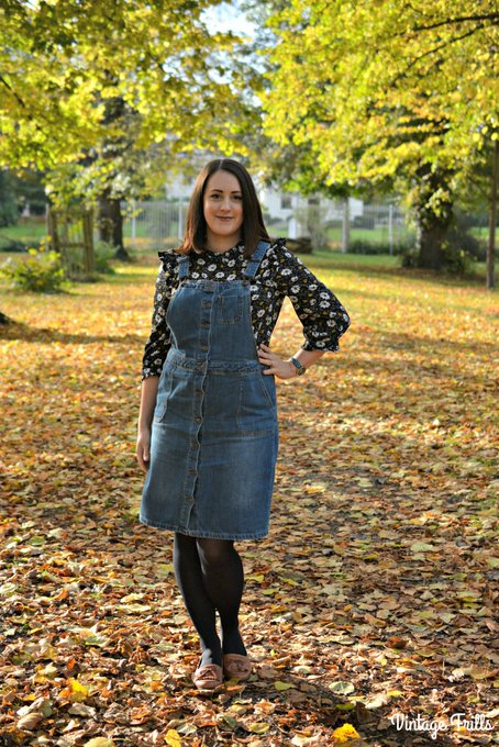 An autumn outfit featuring Primark tu_clothing and hottershoes -fbloggers OOTD