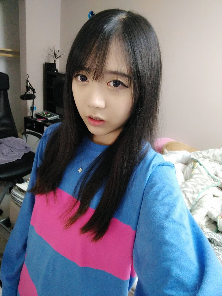 Lily On Twitter Quot Casual Frisk I Look So Korean In This