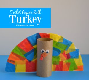 This turkey uses all of our favorite crafting items kidcraft crafts Thanksgiving