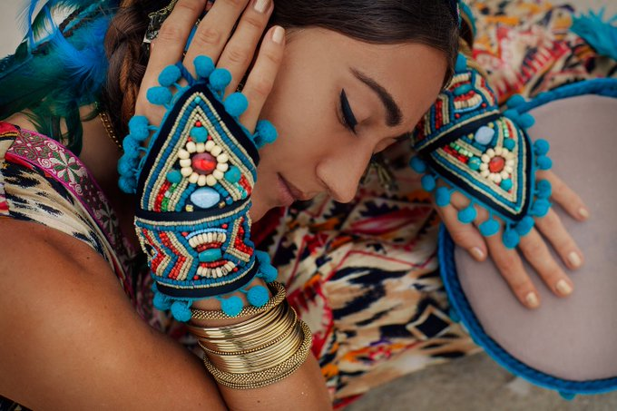 Traditional beauty secrets of North African Berber women Health