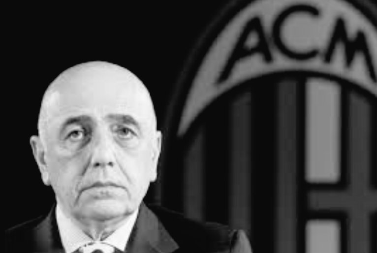 L'addio al Milan di Adriano Galliani.