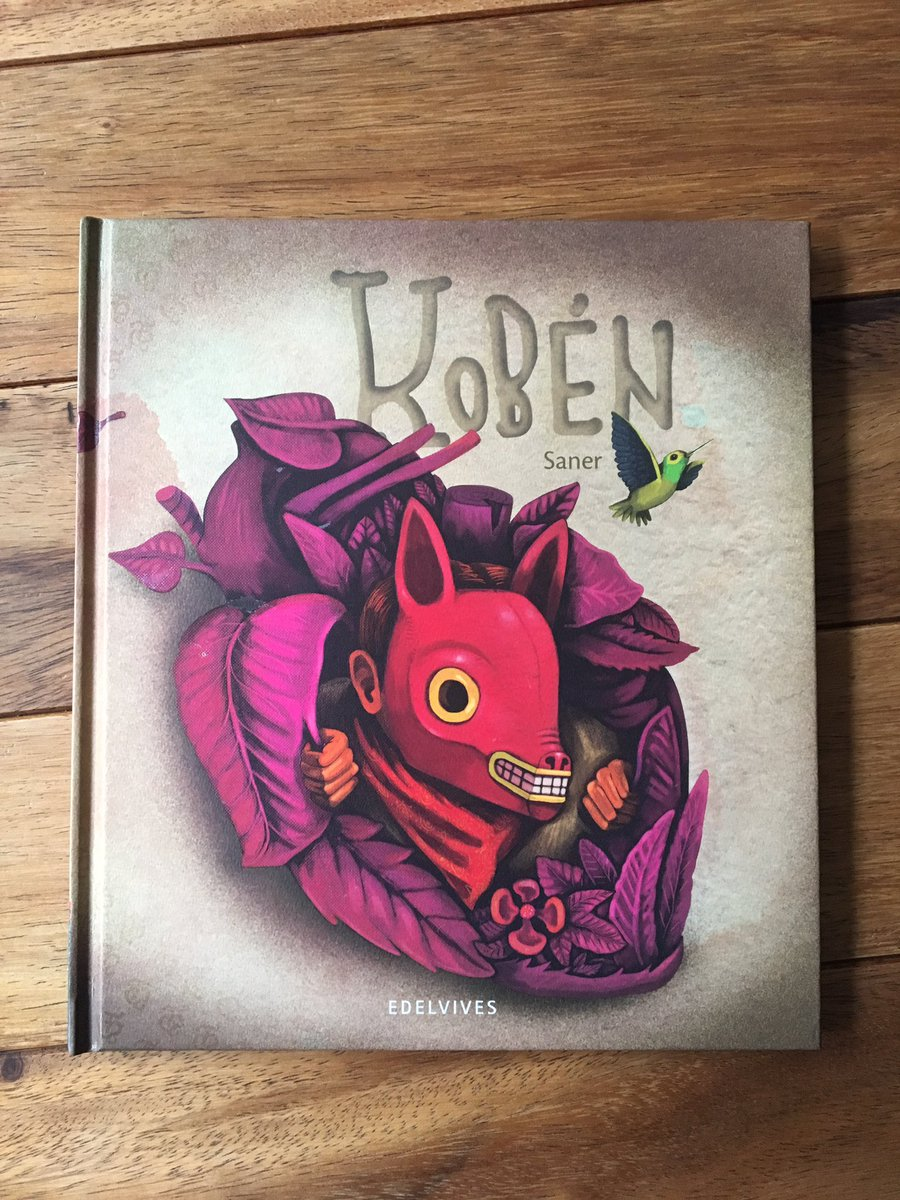 #kobén mi nuevo proyecto, libro ilustrado para editorial @sabelotodoEDV nos vemos en la #FILIJ el próximo sábado https://t.co/vFeTkie0R3