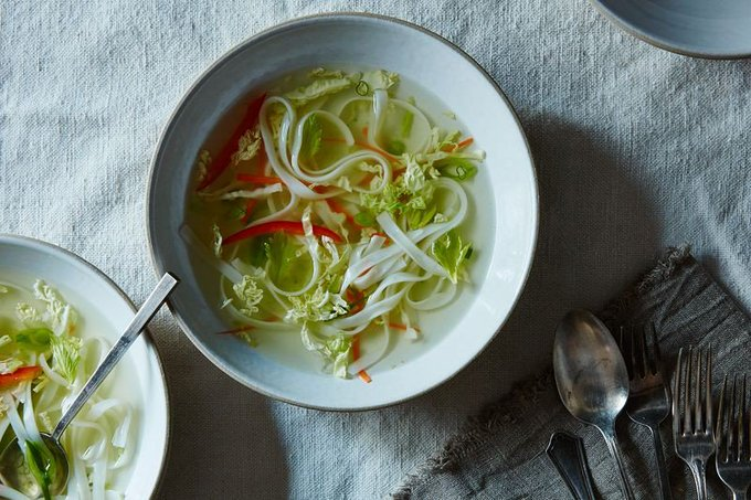 How to easily make great soups all winter.