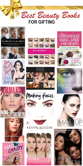13 Best Beauty Books for Gifting beautyskincare, haircare, bodycare