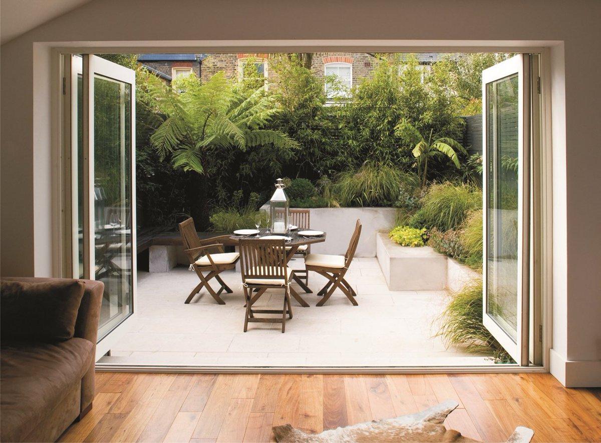 Fenesta upvc doors windows glass flooring - Premium Slide Fold Doors From Fenesta To Discover More Designs To Suit Your Home Click Here Https Www Fenesta Com Upvc Doors Slide Fold Door Php