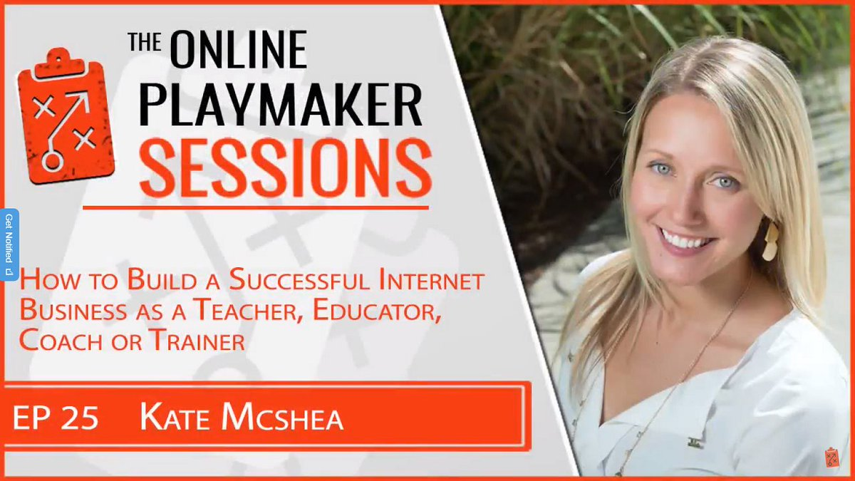 How to Build a Successful Internet Business as a Teacher, Educator, Coach or Trainer. https://t.co/caYjxcT9Fb https://t.co/btPyEmgWOl