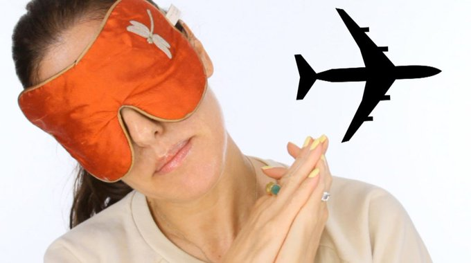 My Beauty Regime on Long Haul Flights MakeUp LoveYouLisa -