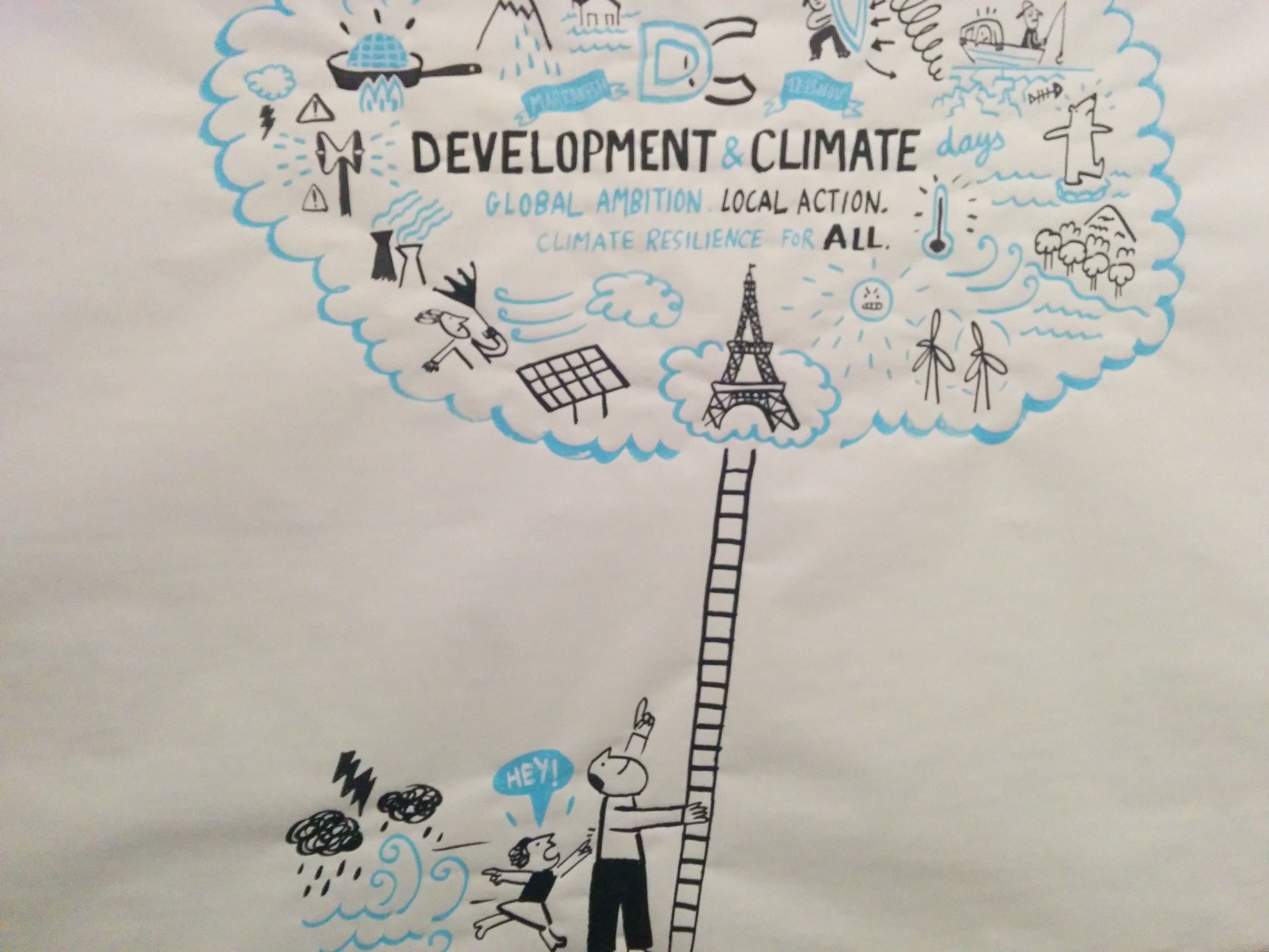 Embedding climate ambition is a key theme of this yr's #DCDays. Achieving 1.5 target must be delivered in way vulnerable can thrive #COP22 https://t.co/HPa8edMQaZ