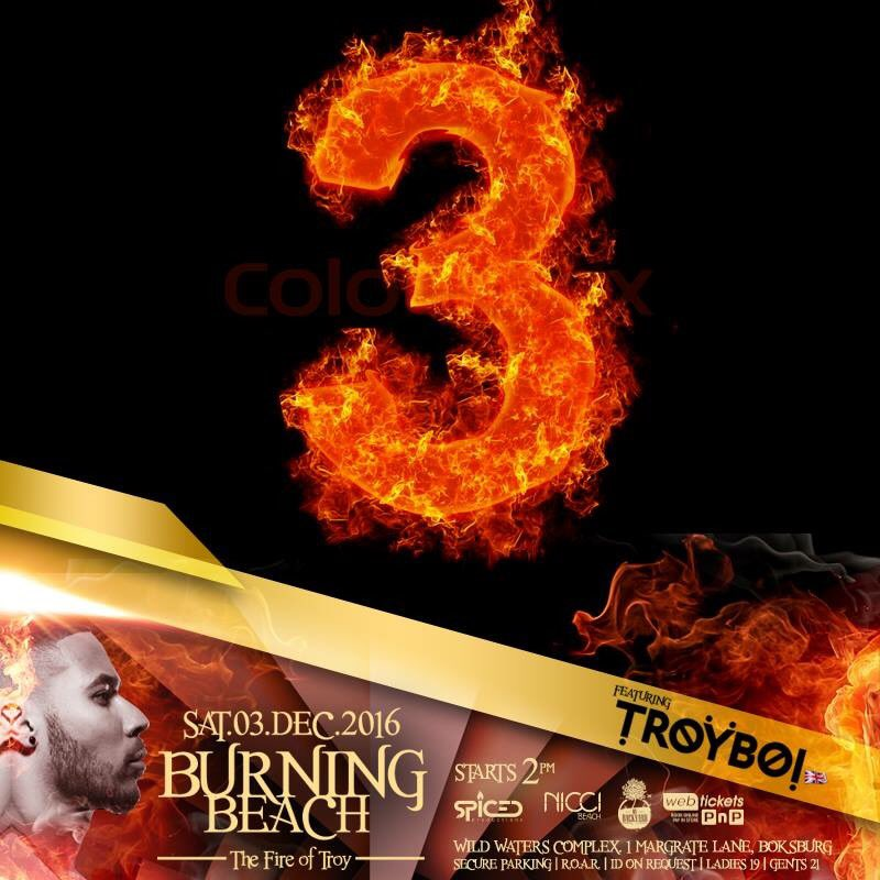 🔥🔥 THE BURN RETURNS IN 3 WEEKS 🔥🔥  Presolds - https://t.co/CjM9YahQTX or contact danny@spicedproductions.co.za to book your table. https://t.co/gzBGwhGTvU