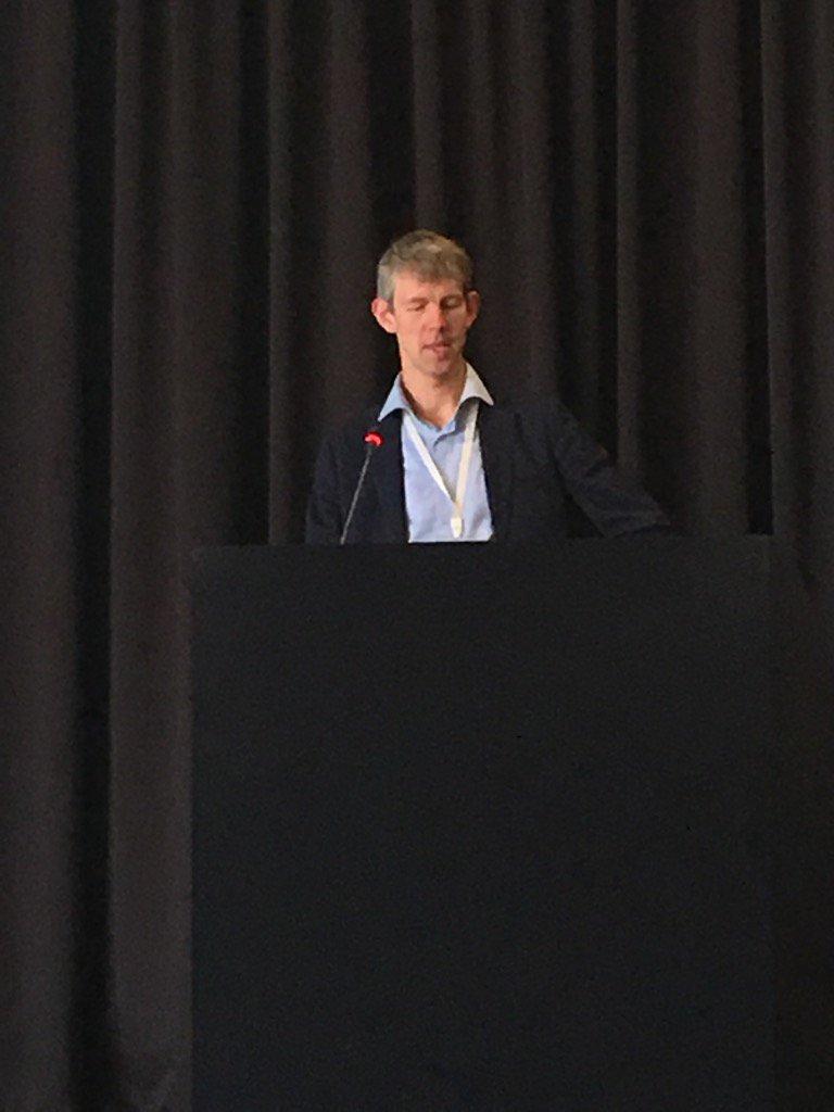 Maarten van Aalst from Red Cross Climate Centre opening #DCdays https://t.co/4qvWzLawSC