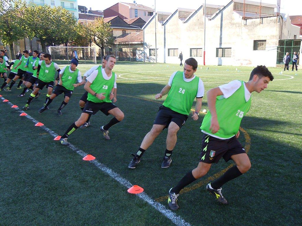 サッカー選手の身体能力と有酸素性能力