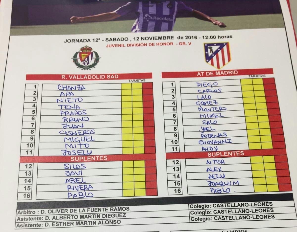 Real Valladolid Juvenil A - Temporada 2016/17 - División de Honor Grupo V - Página 8 CxDgVmdXgAAd8I_